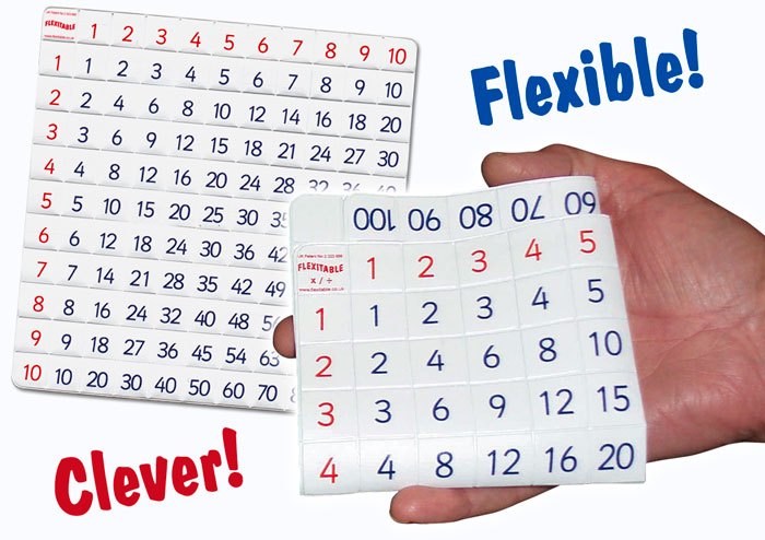 Flexitable is flexible and clever